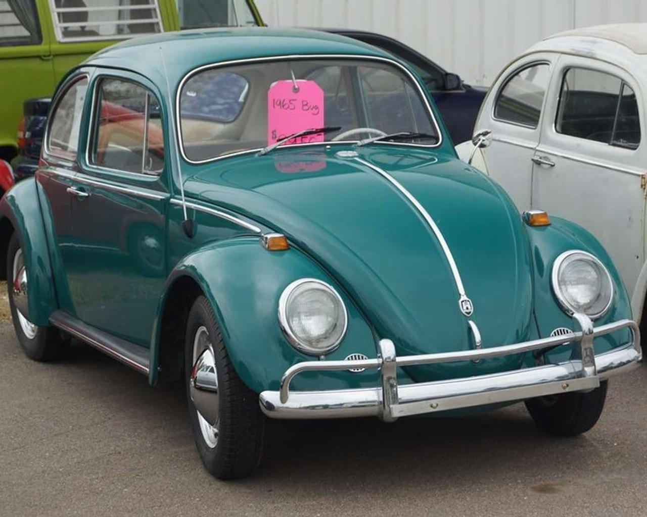 The Iconic Beetle By Volkswagen Is No More—Is This Foreshadowing The Fate Of All Small Cars?