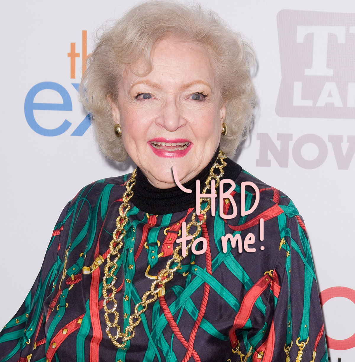 Betty White Celebrates Her 99th Birthday With TONS Of Twitter Love — And A Special Meal!