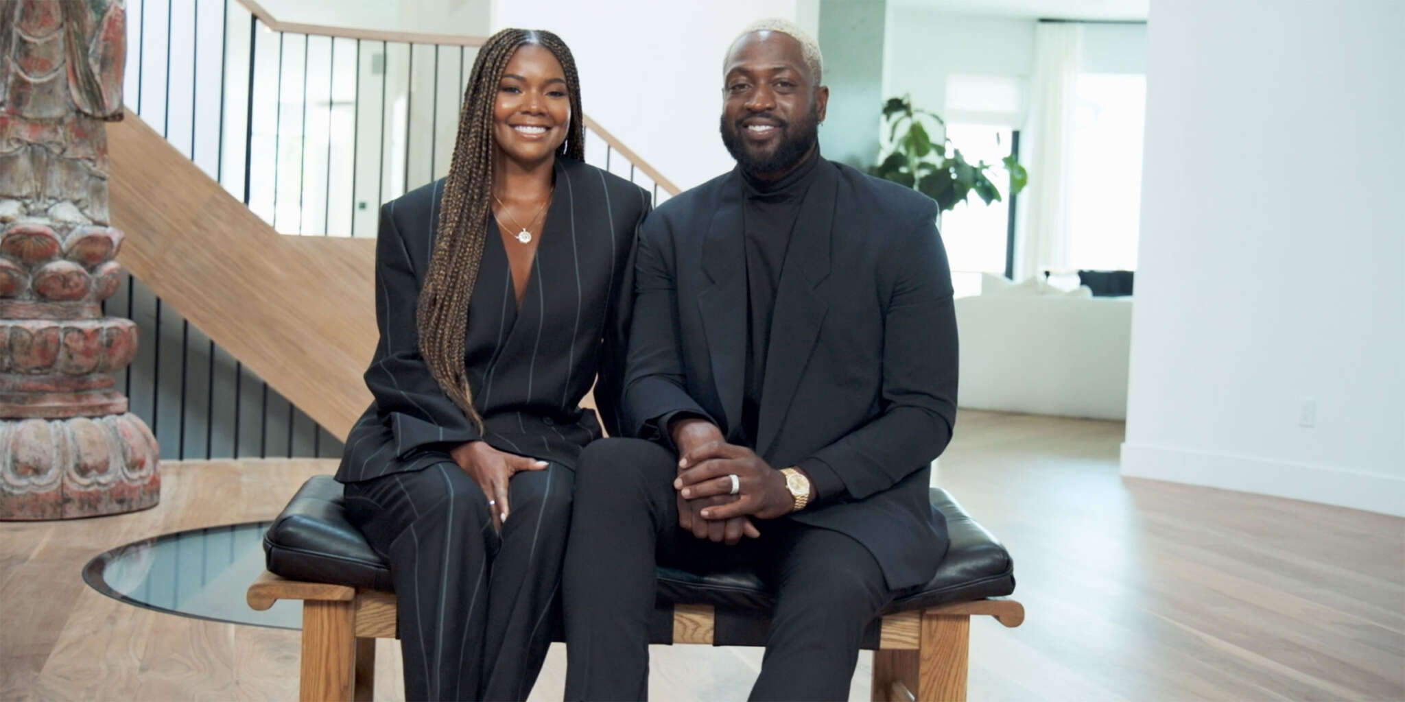 Gabrielle Union Has The Best Time With Dwyane Wade At The Beach – See Their Video Together