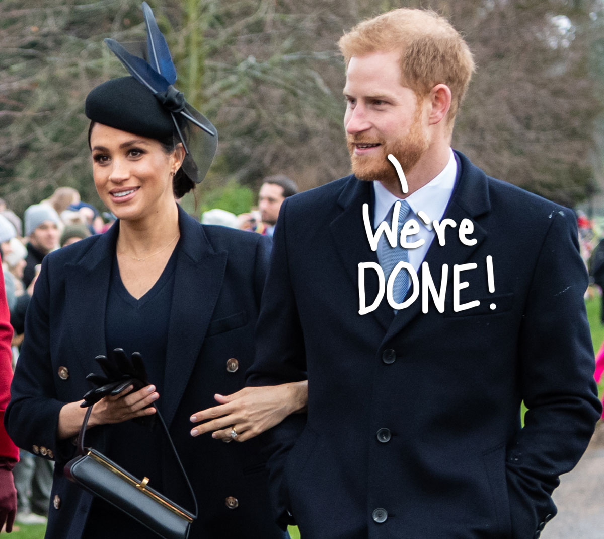 Prince Harry & Meghan Markle Have Reportedly Quit Social Media For Good, 'Very Unlikely' To Ever Return