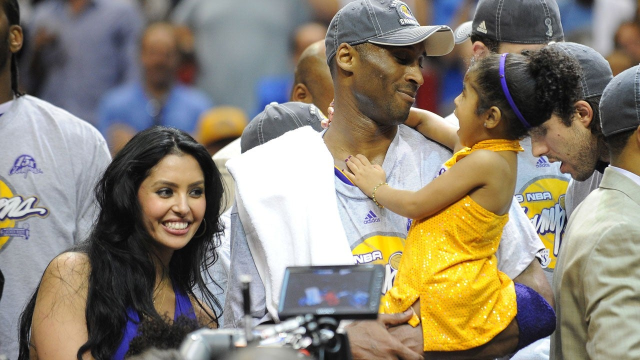 Vanessa Bryant Reportedly 'Extremely Thankful' For Her Support System On The 1-Year-Annyversary Of Kobe And Gianna's Death