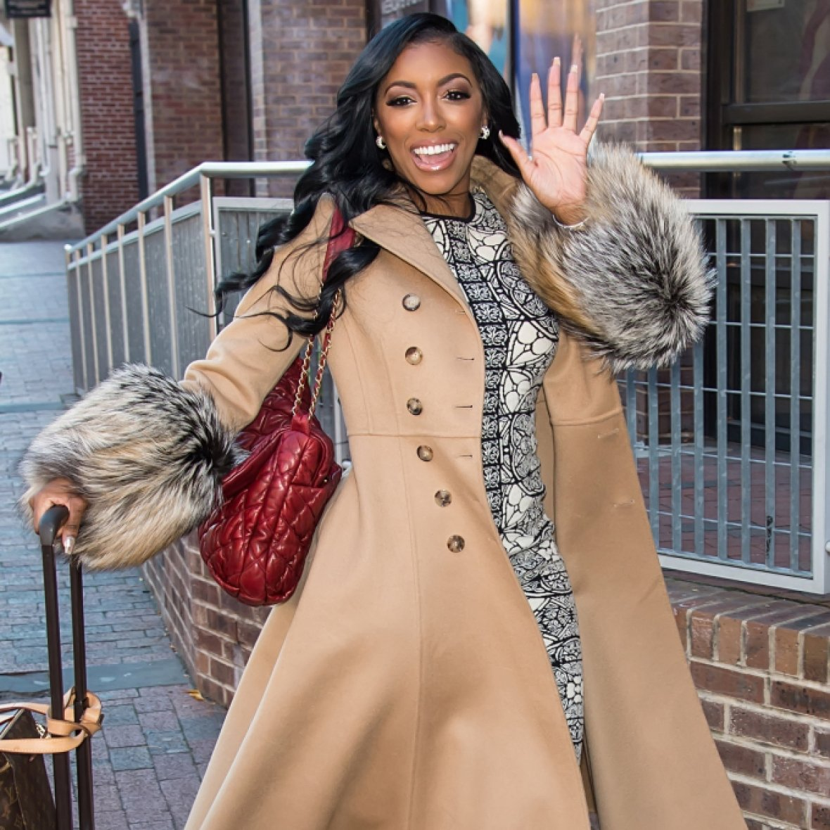 Porsha Williams Is Free To Be Herself In 2021 – Check Out How Happy She Is In This Video