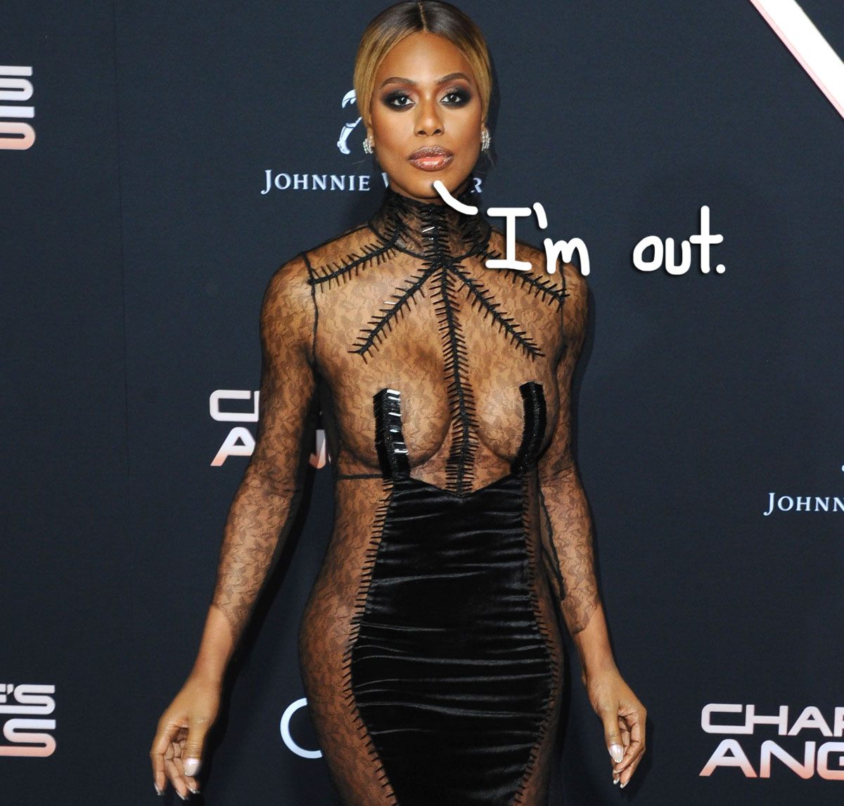 Laverne Cox Drops Out Of S*x Worker Documentary Following Fan Outrage Over Her Involvement