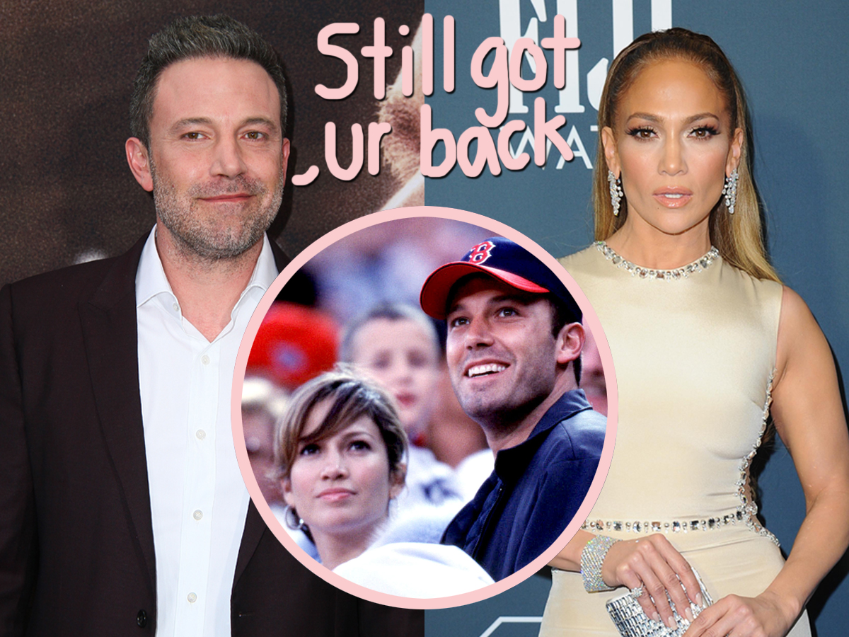 Ben Affleck Recalls Ex Jennifer Lopez Facing Racism & Sexism During Engagement