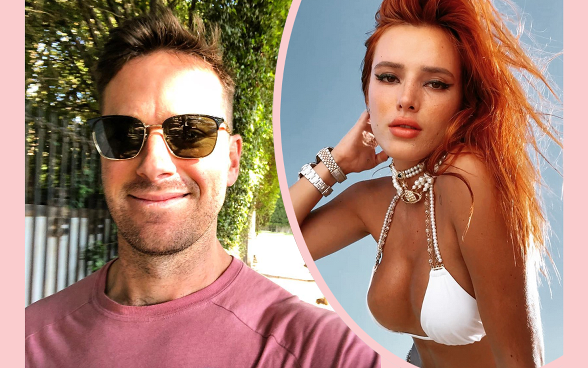 Bella Thorne DEFENDS Armie Hammer -- And If You Are Too, You Should Read This