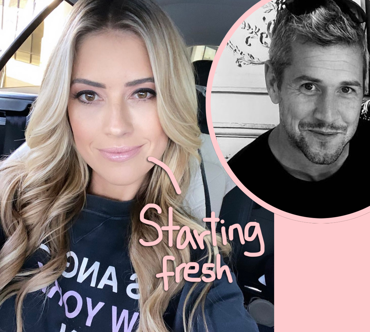 Christina Anstead Has Further Distanced Herself From Estranged Husband Ant Anstead Amid Their Divorce -- Look!