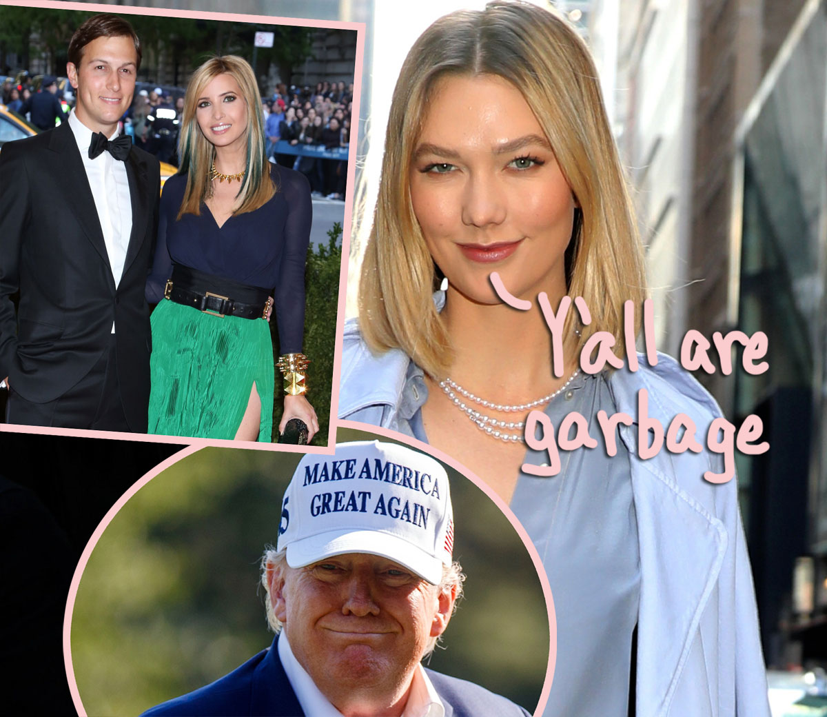 Karlie Kloss Says She's 'Tried' To Persuade Ivanka Trump & Jared Kushner To Accept The 2020 Election
