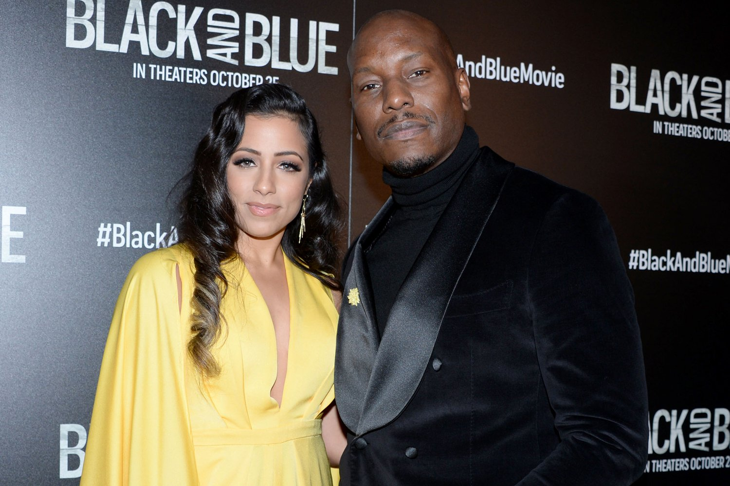 Tyrese Has A Message For Estranged Wife Samantha Gibson – See What He Had To Say