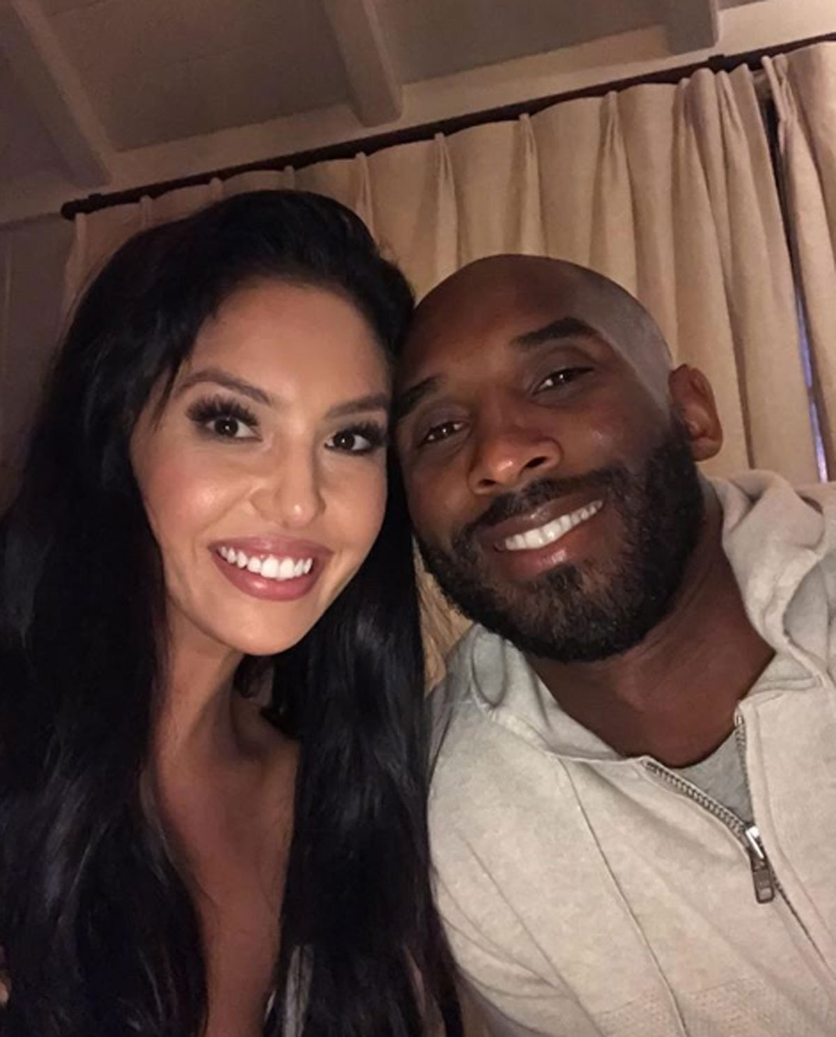Vanessa Bryant Shares Poignant Clip Of Kobe Talking 'Ups And Downs' Of Marriage