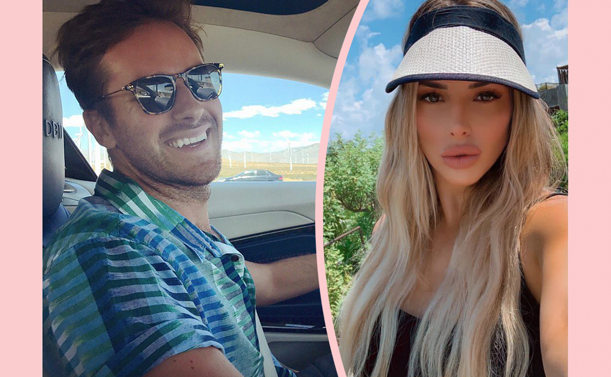 Armie Hammer's Ex-Girlfriend Courtney Vucekovich Spills ALL! Says He's Into Cannibalism & Also FLAT BROKE!
