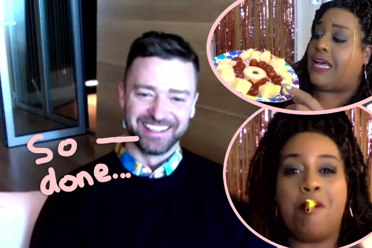 Justin Timberlake's SUPER Awkward Interview With Viral BBC Star Left Viewers Cringing!