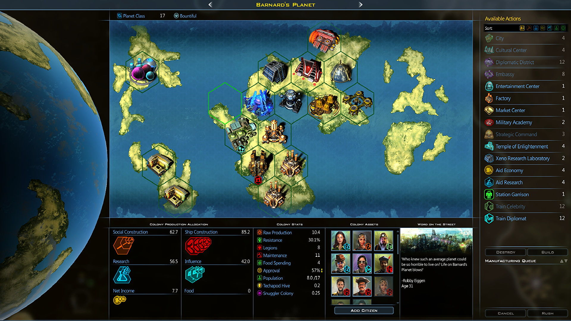 Galactic Civilizations III is free on the Epic Games Store