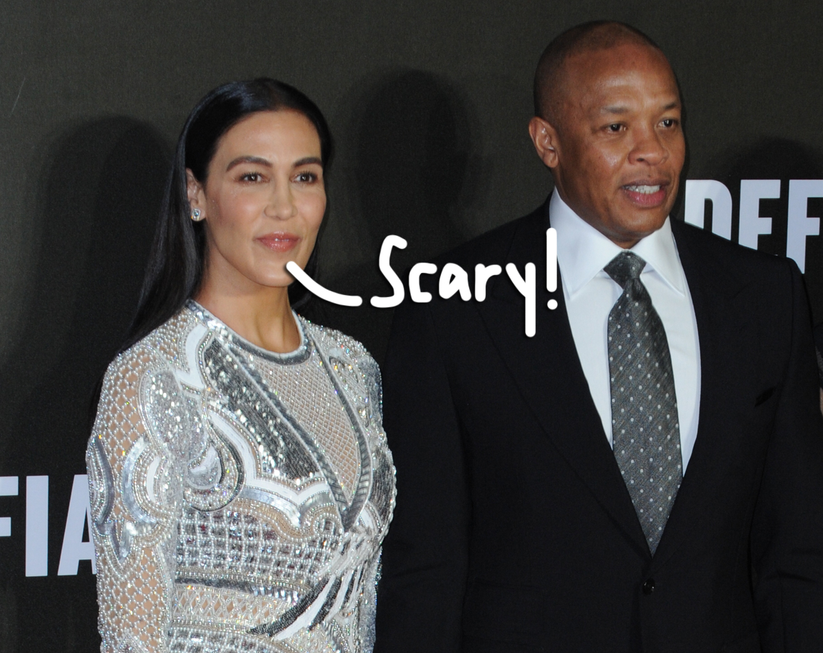 Nicole Young Claims Dr. Dre Held A Gun To Her Head In New Divorce Court Docs!