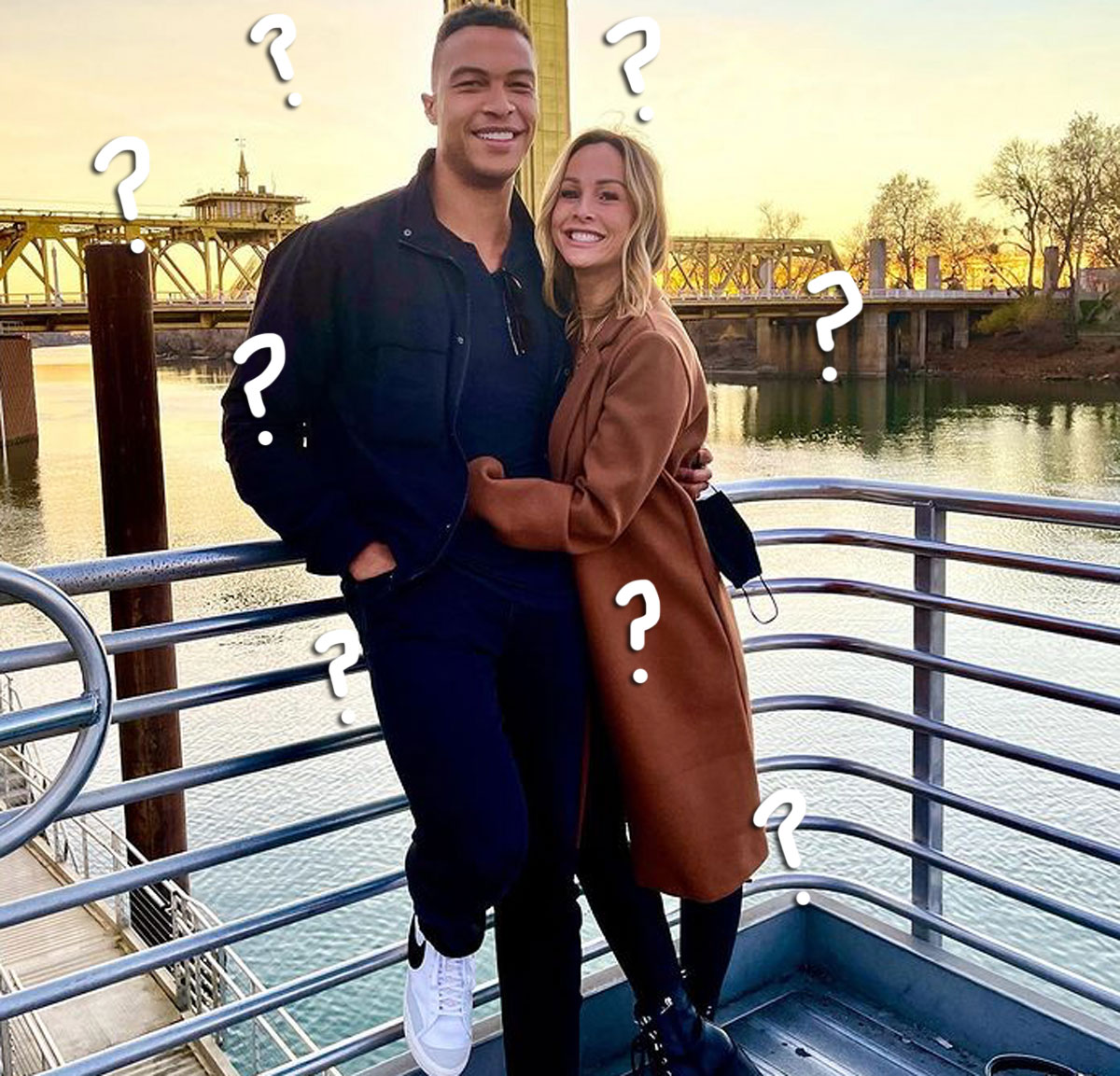 What's This Rumor Going Around About Clare Crawley & Dale Moss Allegedly Breaking Up?!