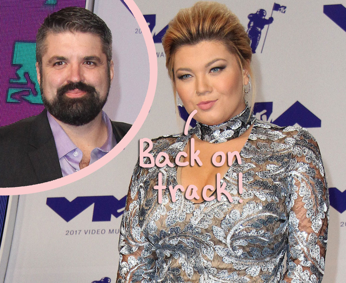 Amber Portwood Wants To 'Fight For Her Son & Get Her Life Back' In New Court Battle Against Ex-BF Andrew Glennon
