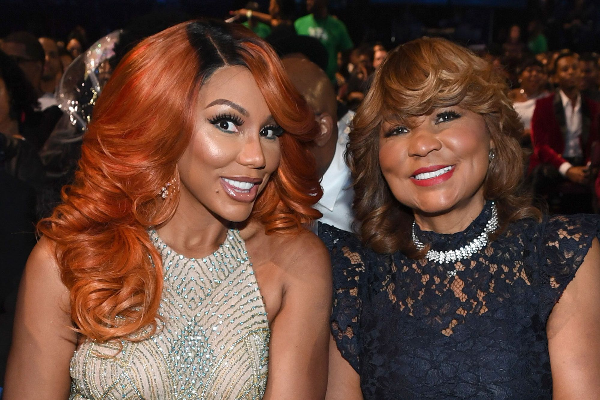 Tamar Braxton Celebrated The Birthday Of Her Mom – See The Clip