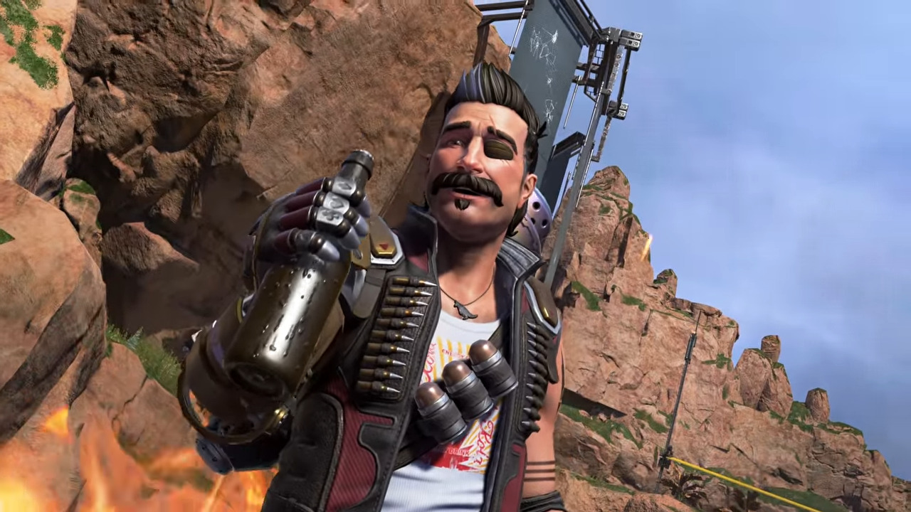 Apex Legends Season 8 Gameplay Trailer – Big Changes To King's Canyon And Gold Magazine Looks Overpowered