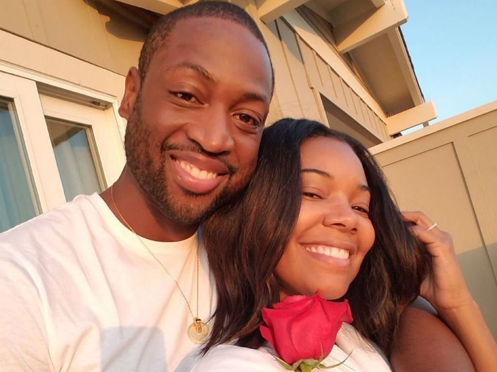 Gabrielle Union Is Working Out Together With Dwyane Wade – Check Out Their Intense Moves