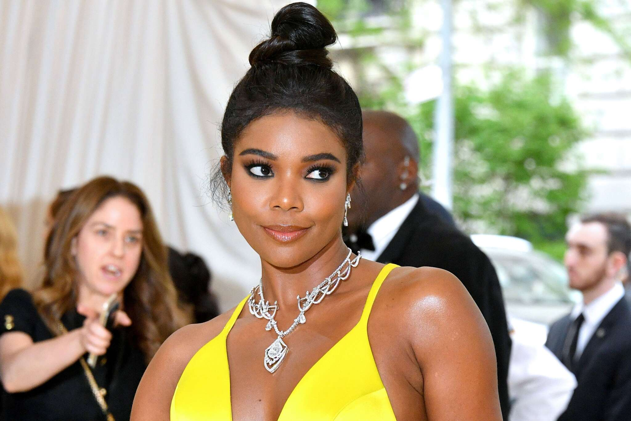 Gabrielle Union Shares A Heartbreaking Message Following The Passing Of Cicley Tyson