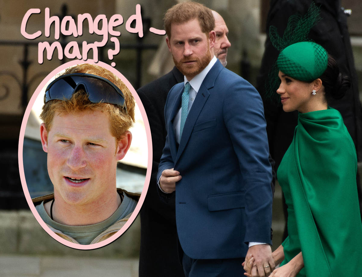 Prince Harry Is 'A Shadow' Of His Former Self Since Moving To California, Says Royal Biographer