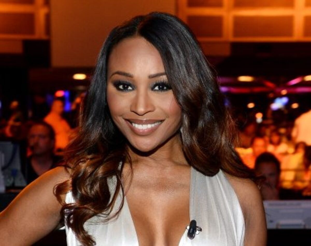 Cynthia Bailey Shares A Message From Kamala Harris – Check It Our Here