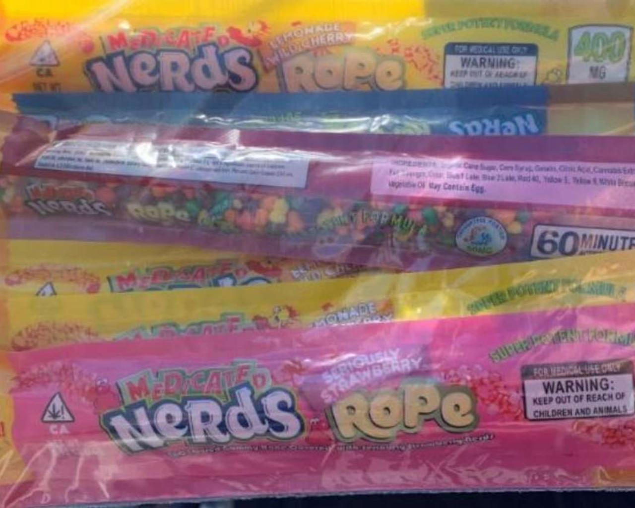 Children Hospitalized After Eating Candy Containing THC—Acquired At A Utah Food Bank