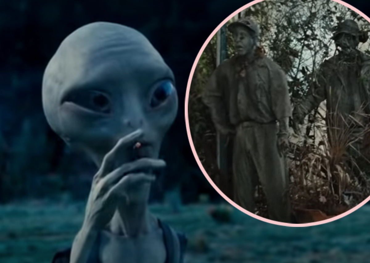 CIA UFO Files: Did Pissed Off Aliens Really Turn Soldiers Into 'Stone'!?