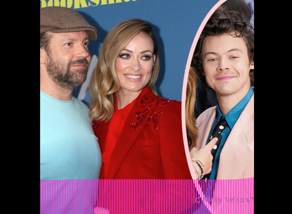 Harry Styles Is A Homewrecker! | Perez Hilton
