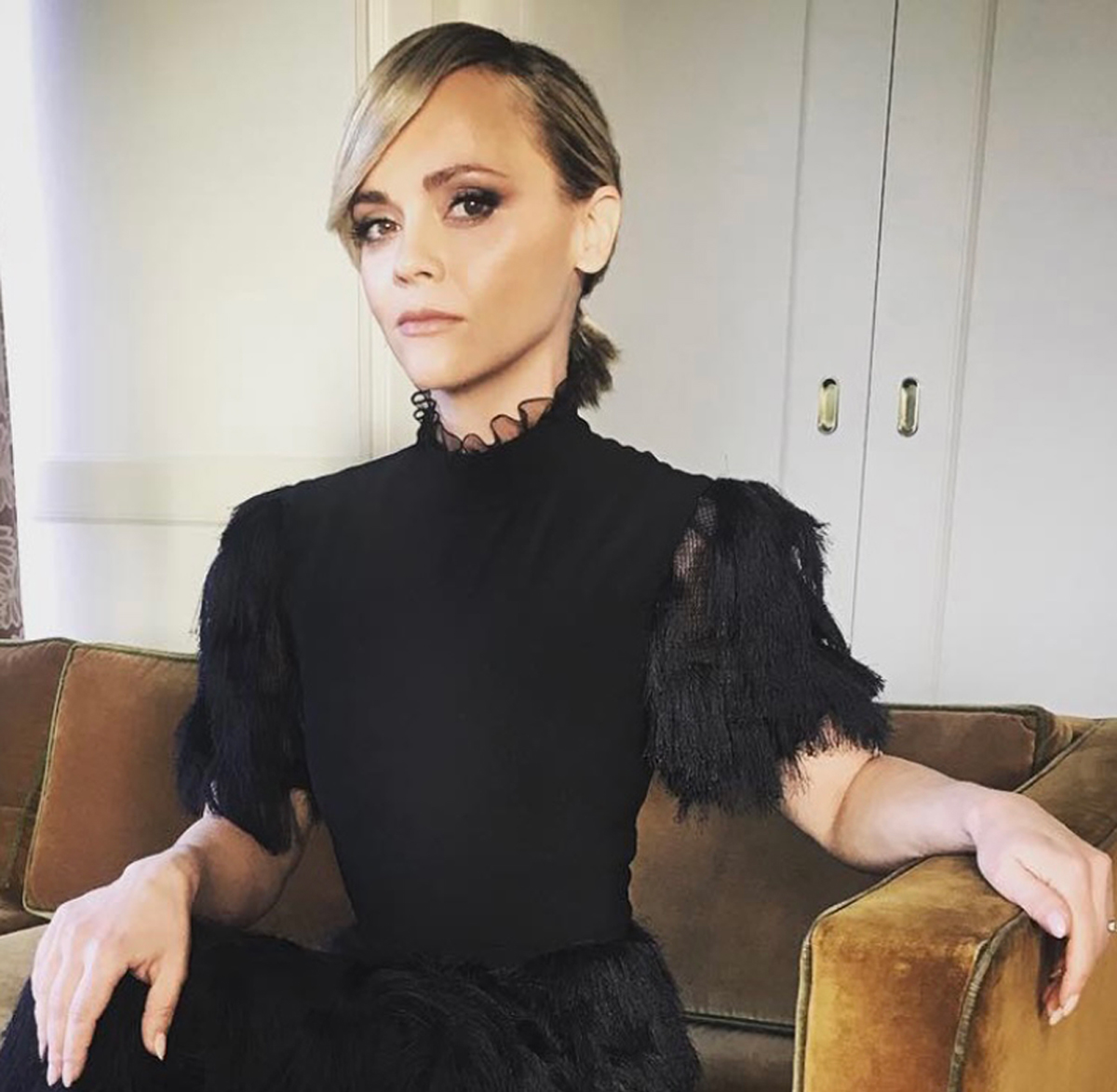 Christina Ricci Files Restraining Order Against Estranged Husband — Alleging 'Severe Physical And Emotional Abuse'