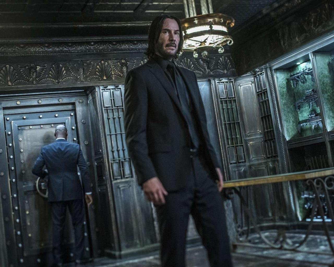Opening Weekend Of Keanu Reeves John Wick: Chapter 3 Topples Avengers From #1 Spot