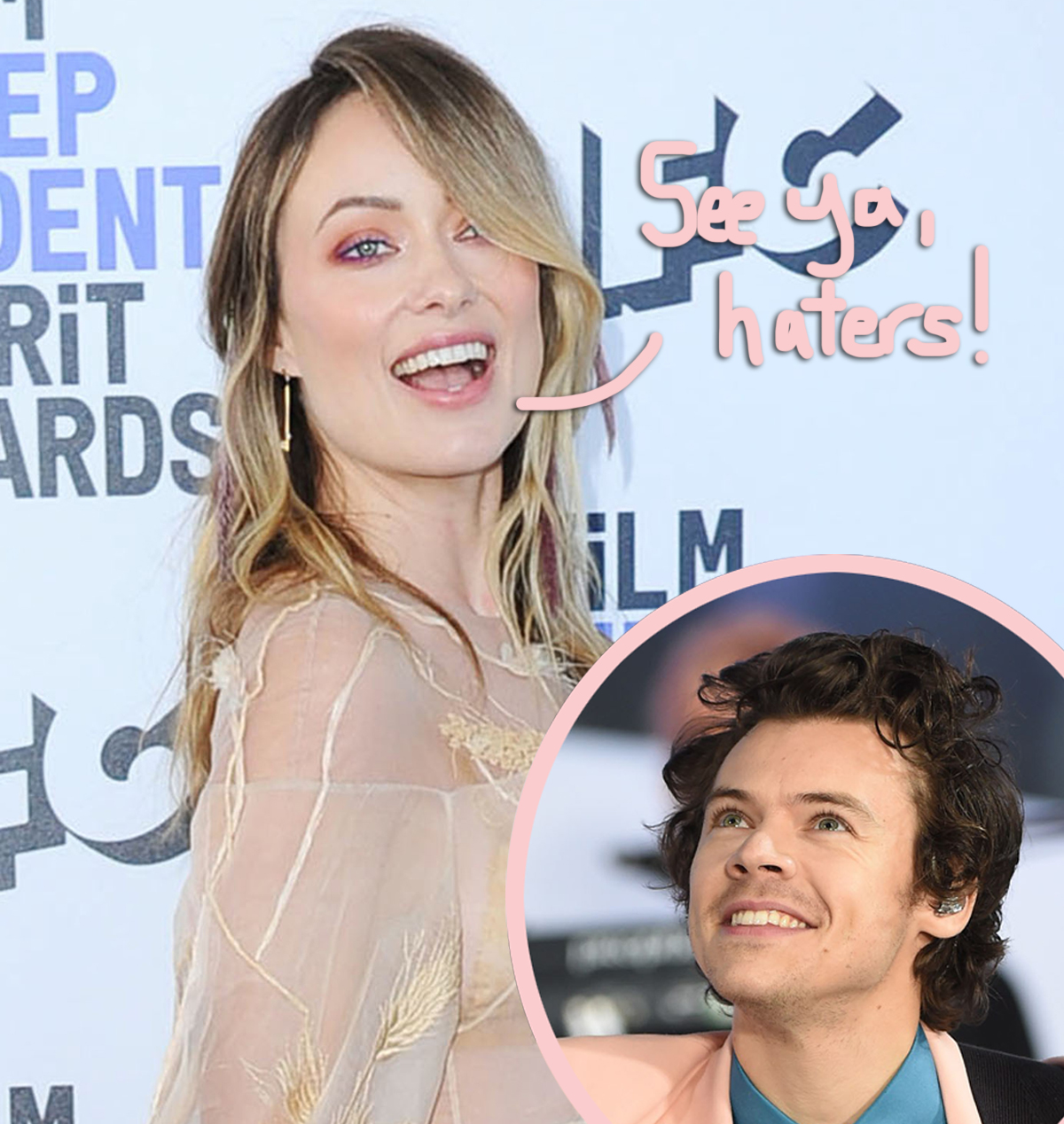Olivia Wilde Restricts Instagram Comments After Getting ATTACKED By Harry Styles Fans Over Relationship