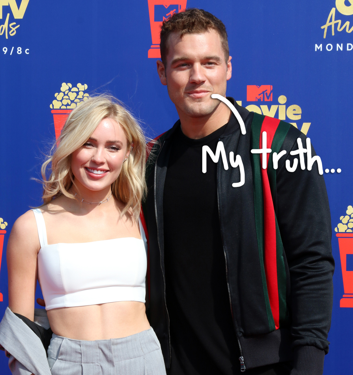Colton Underwood Details Entire Cassie Randolph Breakup In New Book — But What About The Stalking Allegations??