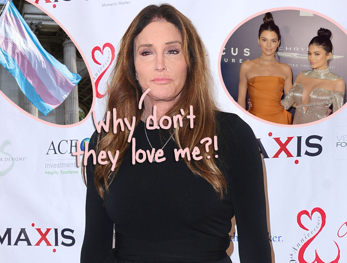 Caitlyn Jenner Blames Trans Community For Her Being 'Too Controversial': 'It's Been Disappointing'