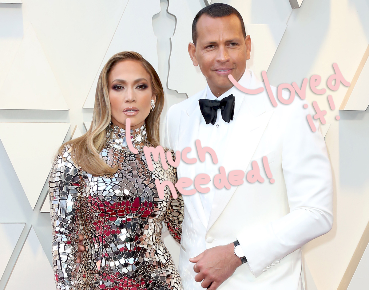 Jennifer Lopez Opens Up About How Quarantine Helped Her Relationship With Alex Rodriguez