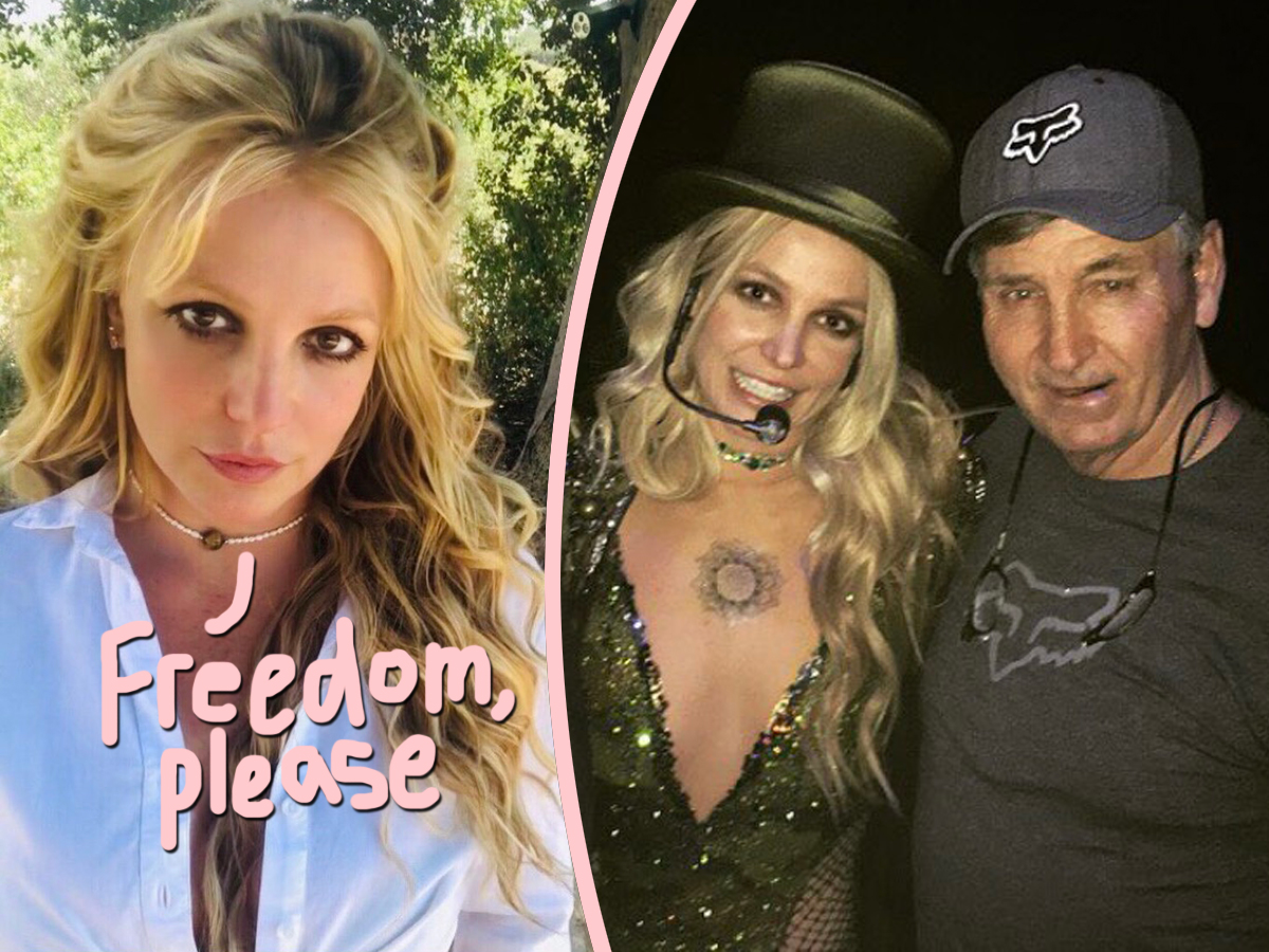 Jamie Spears GROUNDED Britney Over The Summer?!