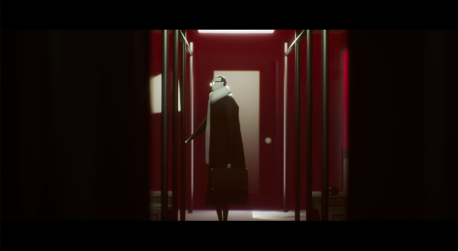 The Plane Effect looks like another quiet, creepy adventure game