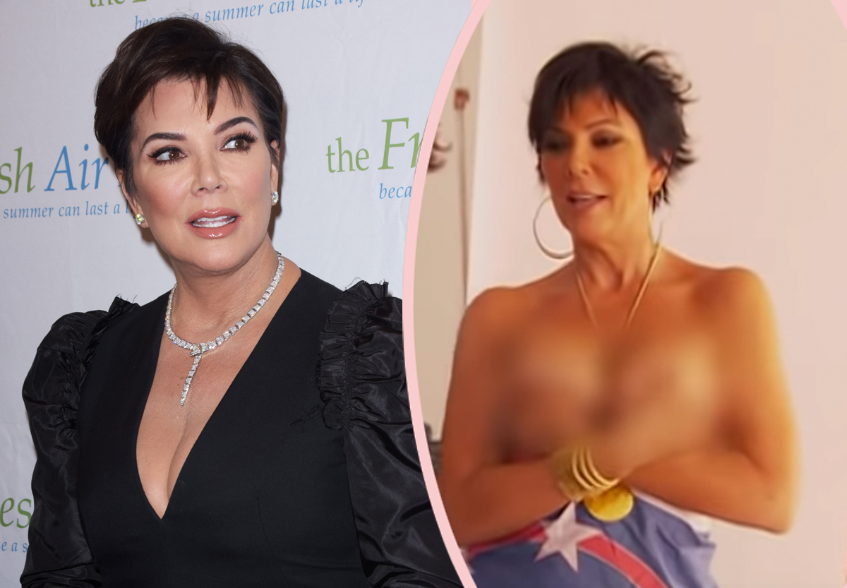 Kris Jenner Accused Of Sexual Assault (!!!) As Bodyguard Amends Claim
