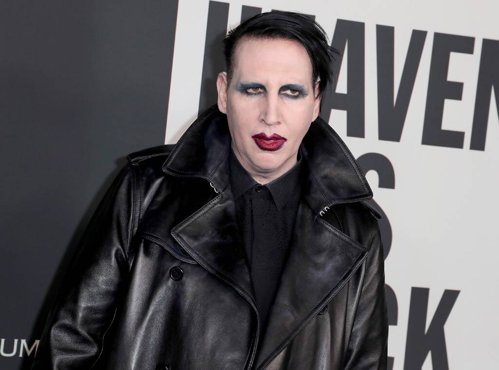 Marilyn Manson Gets Welfare Check From The LAPD Amid His Abuse Scandal – Details!