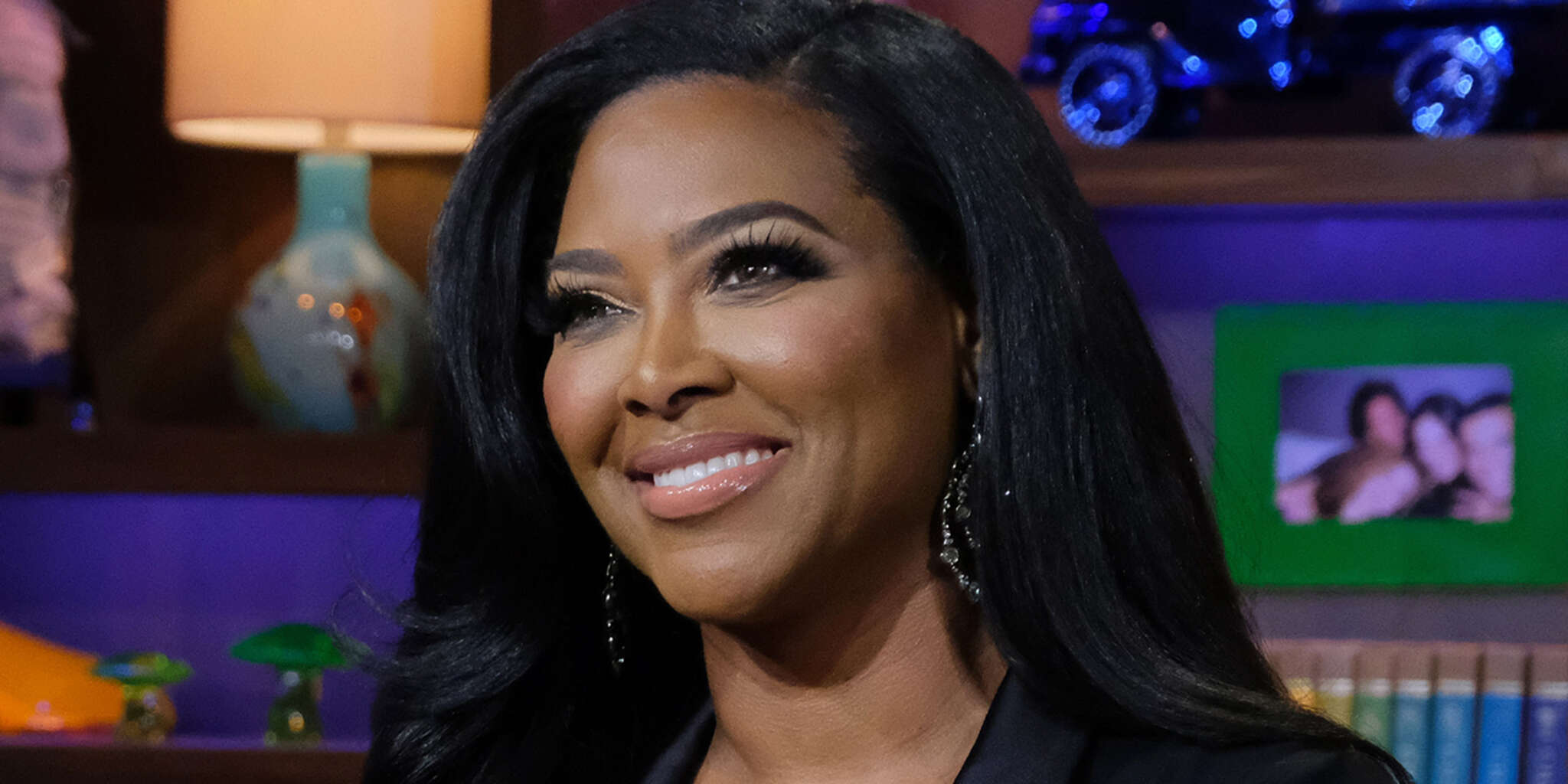 Kenya Moore Flexes For The 'Gram And Fans Are Right Here For It – See Her Juicy Photo