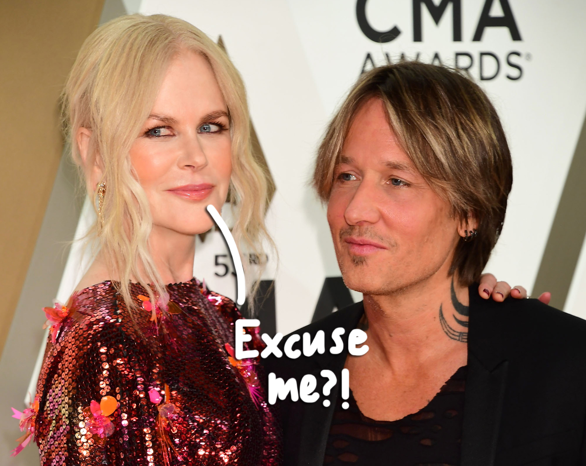 Nicole Kidman 'Swatted' By Angry Fan At Opera — Right In Front Of Keith Urban!