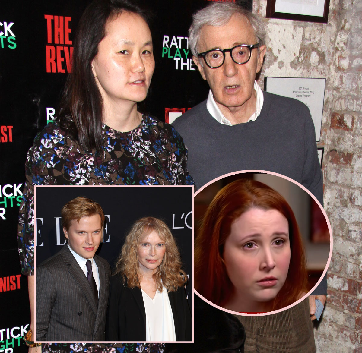Woody Allen & Soon-Yi Previn React To 'Hatchet Job' Documentary — All The Shocking Details In Part 1 Of Allen v. Farrow HERE