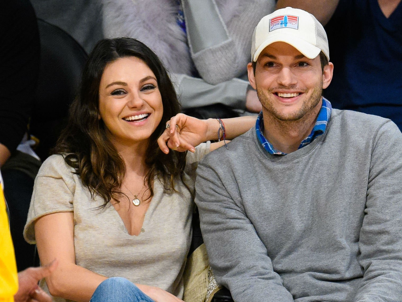 Mila Kunis Surprised Ashton Kutcher And Their 2 Kids With A Drive-Thru 'Baby Rave' – Check Out The Story!