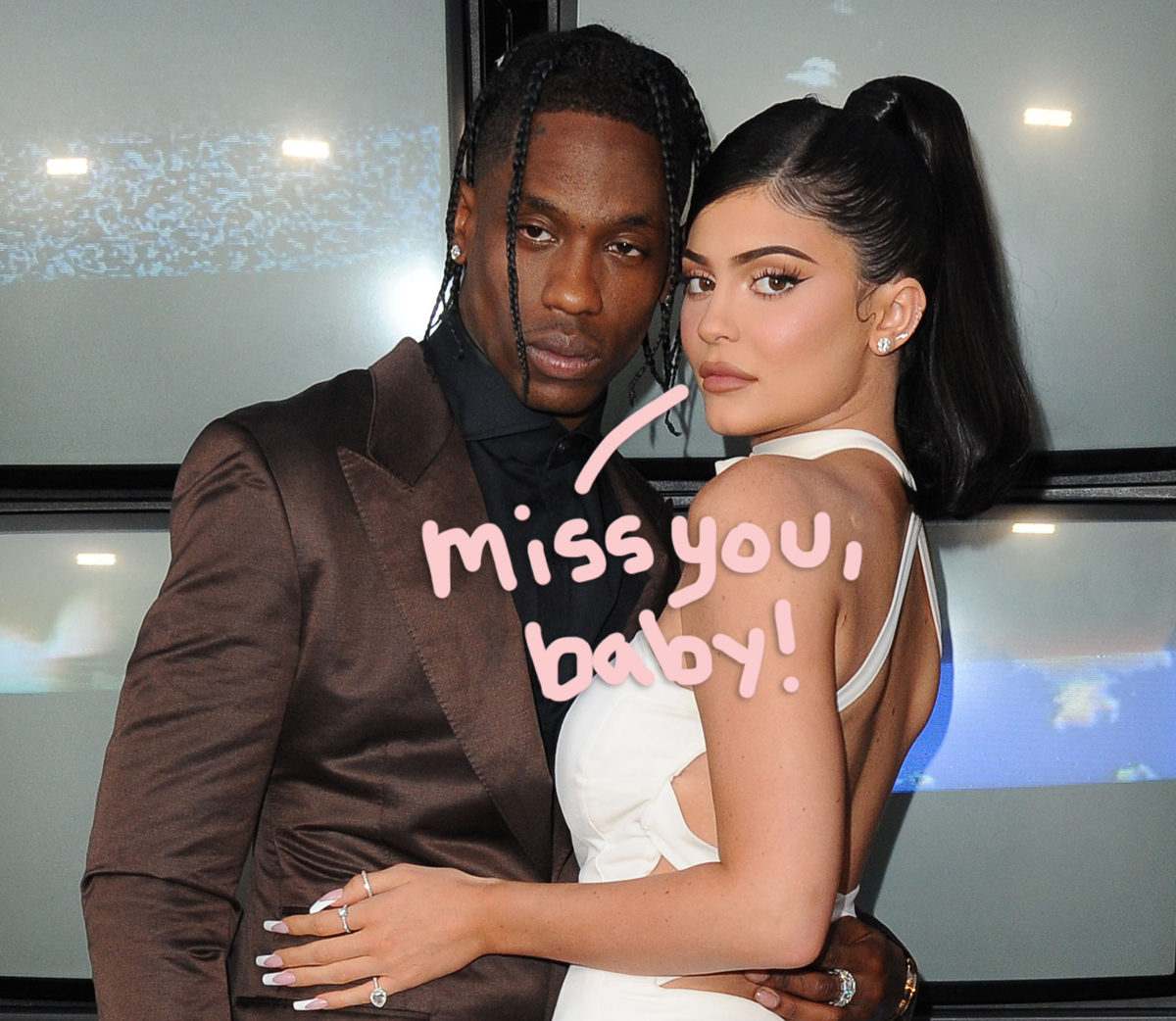 Kylie Jenner & Travis Scott Getting Back Together?! They're 'Still Madly In Love'!!