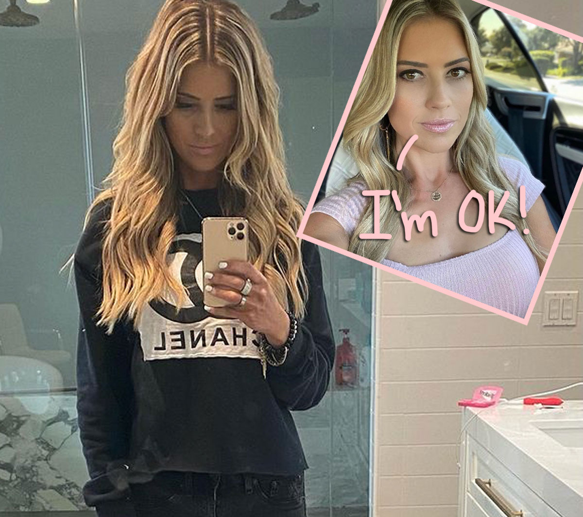 Christina Anstead Chastises Followers About Criticism Over Her Weight: 'Chill People'