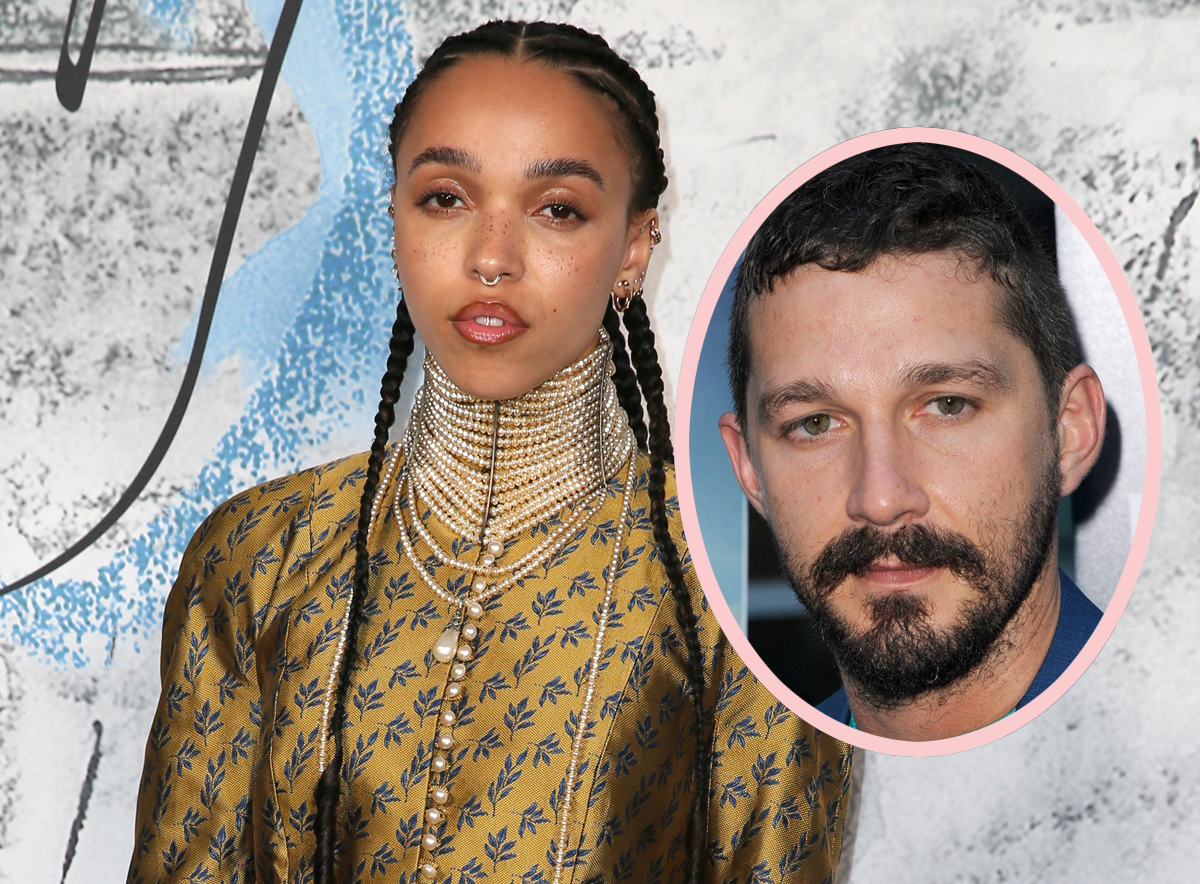 FKA Twigs Details Even More About Surviving Shia LaBeouf Relationship: 'It's A Miracle I Came Out Alive'