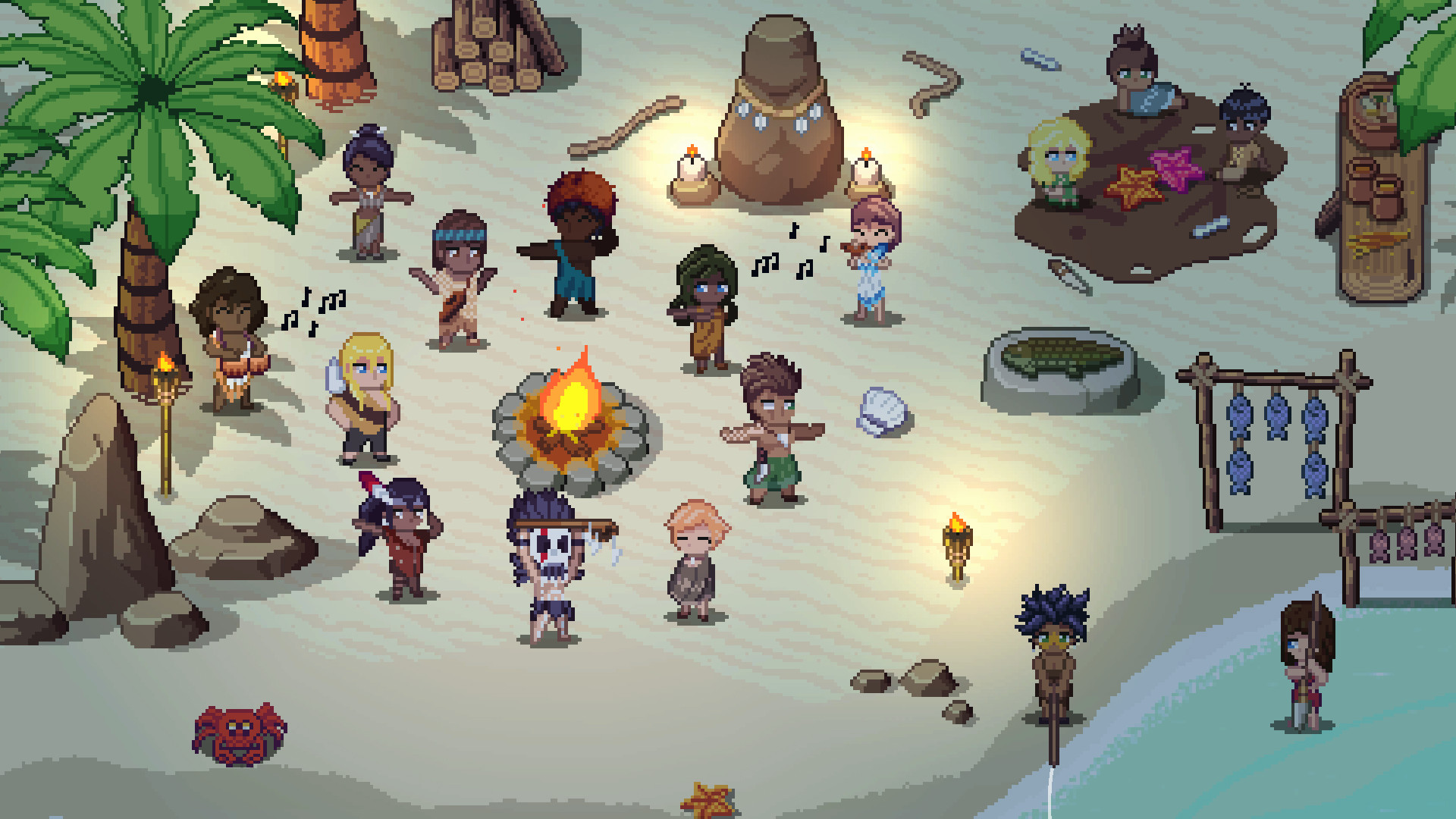 Roots of Pacha Is A New Stone Age Life Simulator From Kickstarter