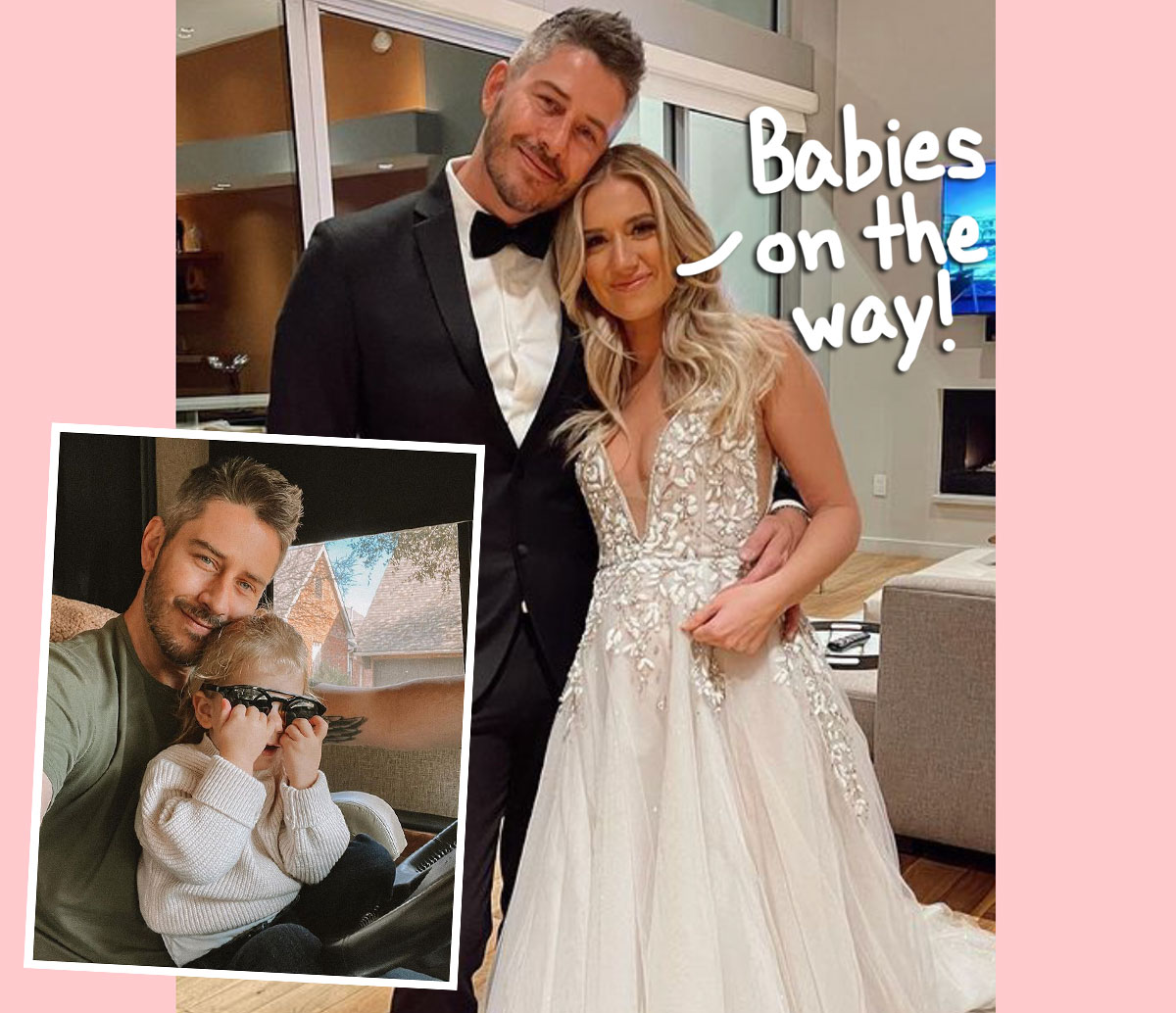 How Magical… The Bachelor's Lauren Burnham Told Arie Luyendyk Jr. She Was Pregnant In The Middle Of A Fight