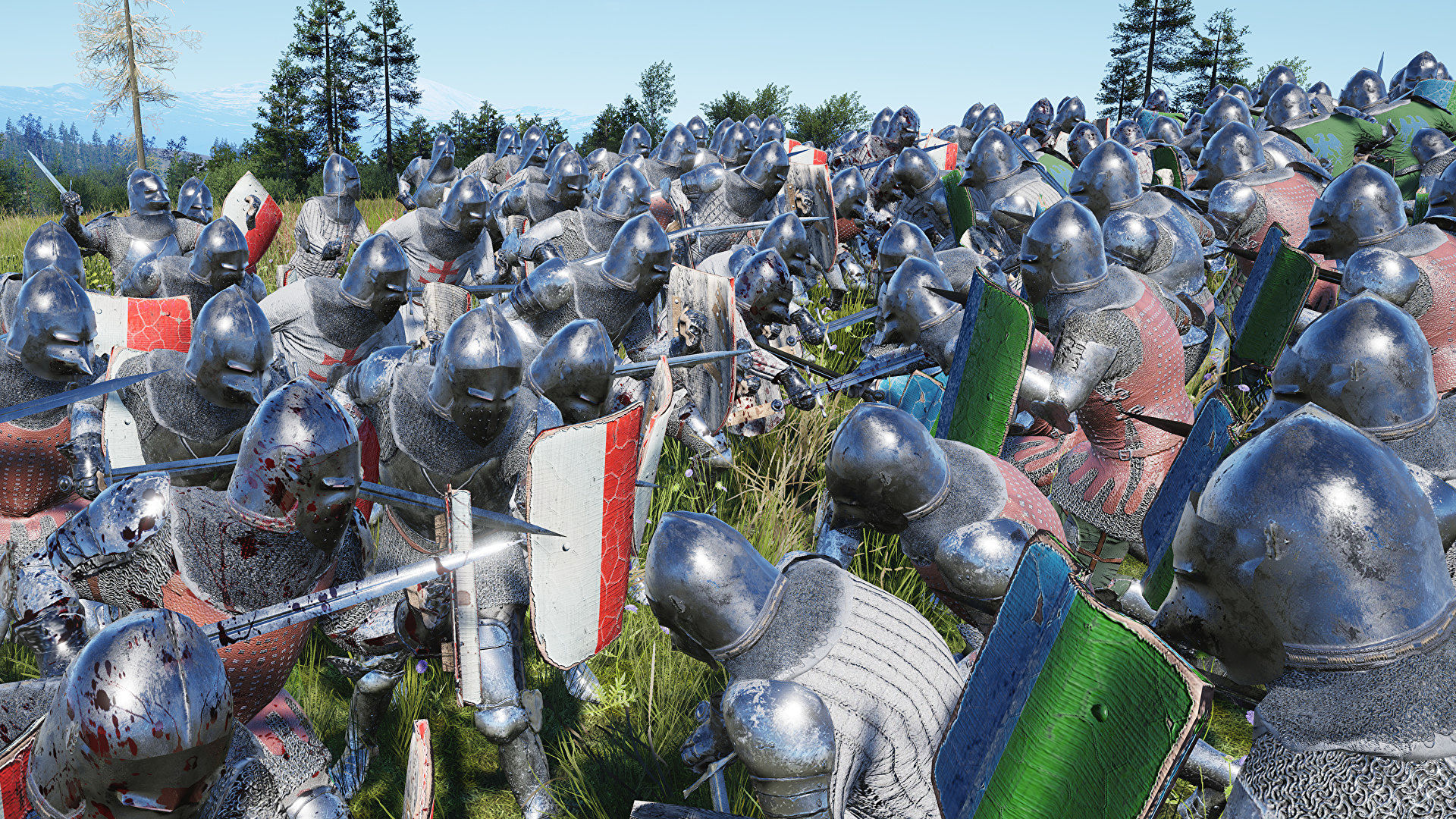 Manor Lords is a gorgeous city builder with Total War-style battles