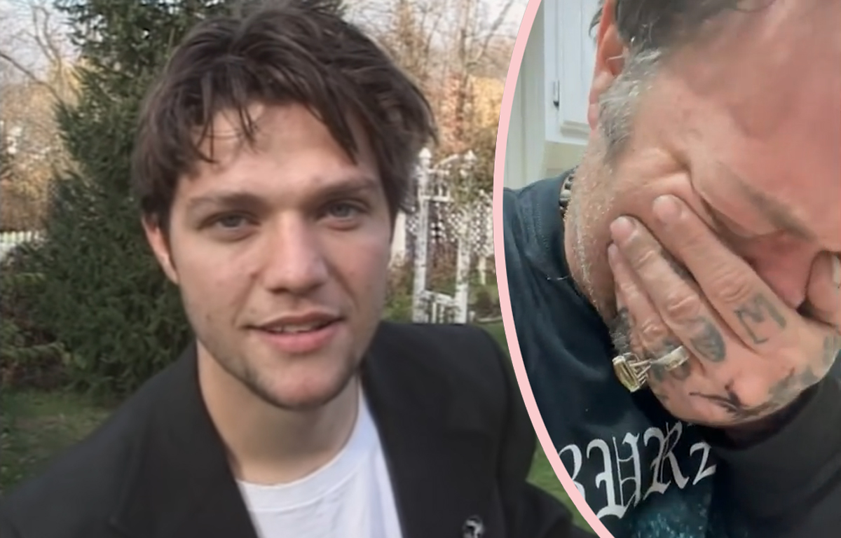 Bam Margera Relapses & Cries Over Being Fired From Jackass 4 In Heartbreaking Video