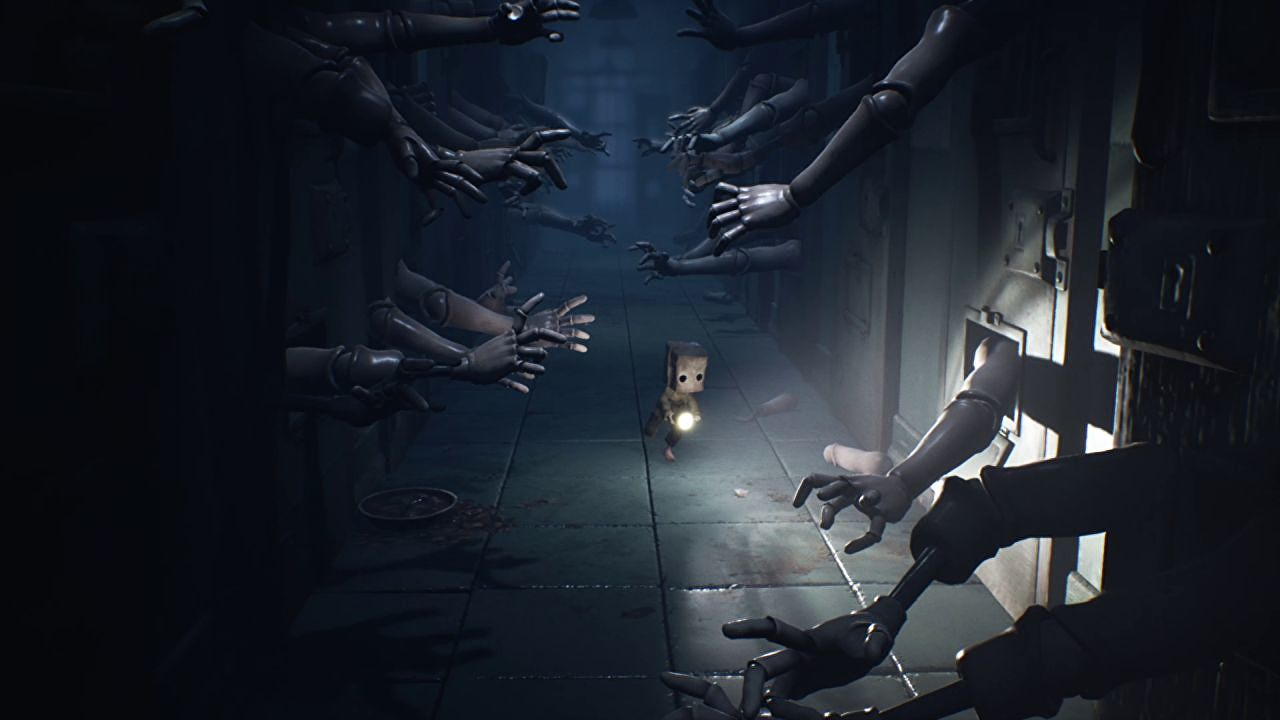 The living monsters Little Nightmares 2 are scarier than the dead ones in The Medium